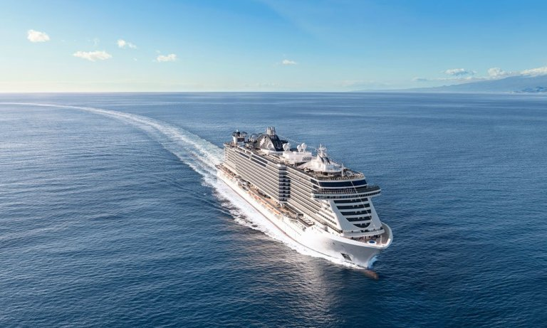 Virtuosa - new cruise ships 2020 from MSC