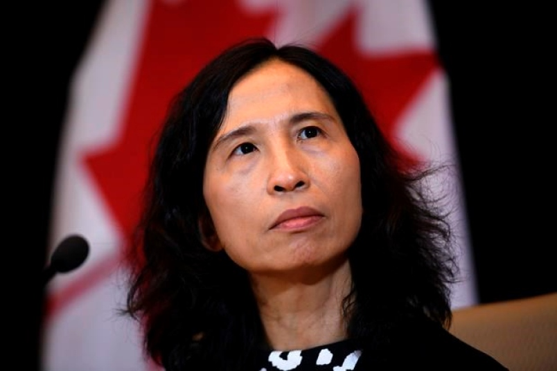 Public Health Officer Theresa Tam