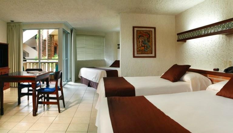family room at playa hotel mazatlan