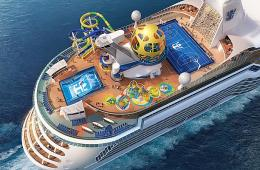 The Buffet Will Not Be Removed On Royal Caribbean, It Will Evolve