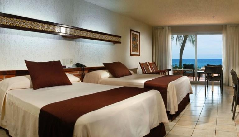 oceanview room playa mazatlan