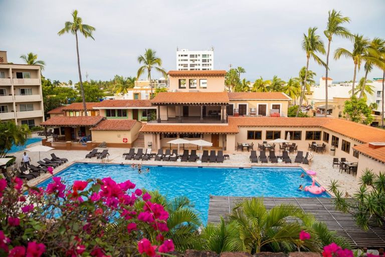 9 pools at hotel playa mazatlan