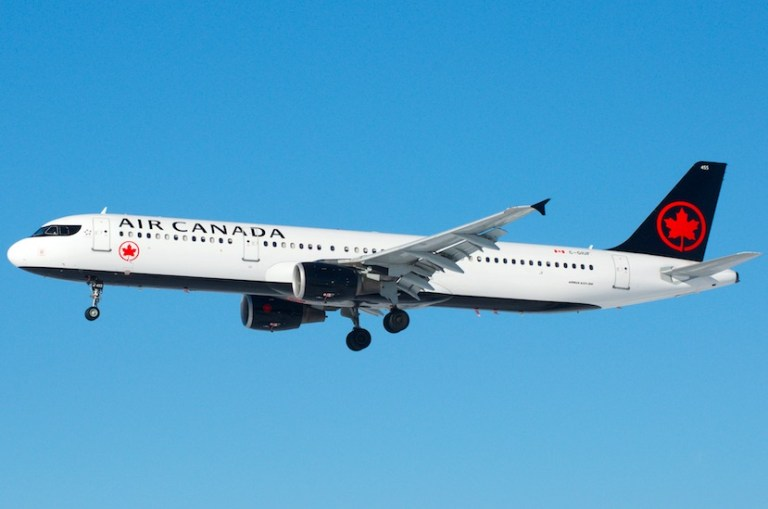 Air Canada Removes Middle Seat Sales And Will Check Temperatures Before Boarding