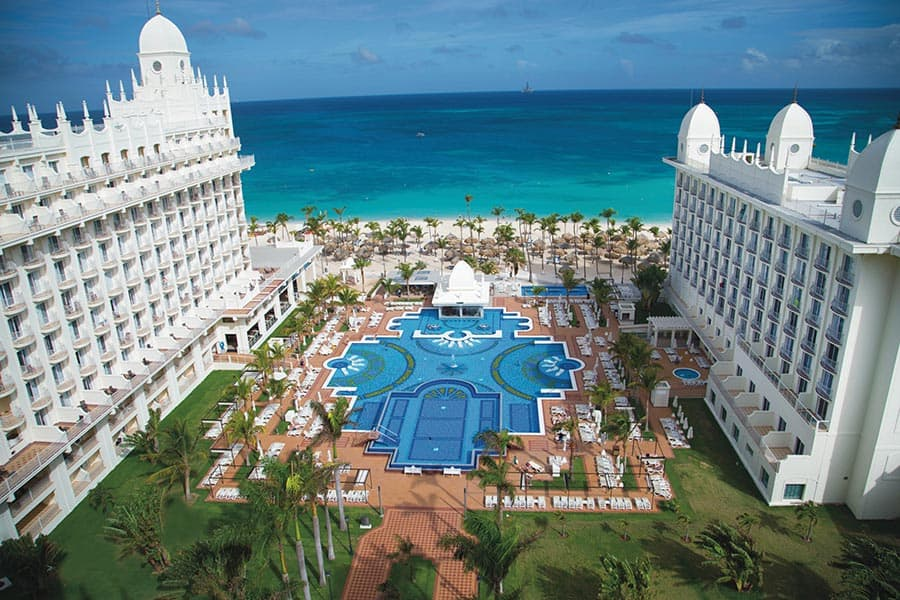 Riu All Inclusive Hotel Aruba