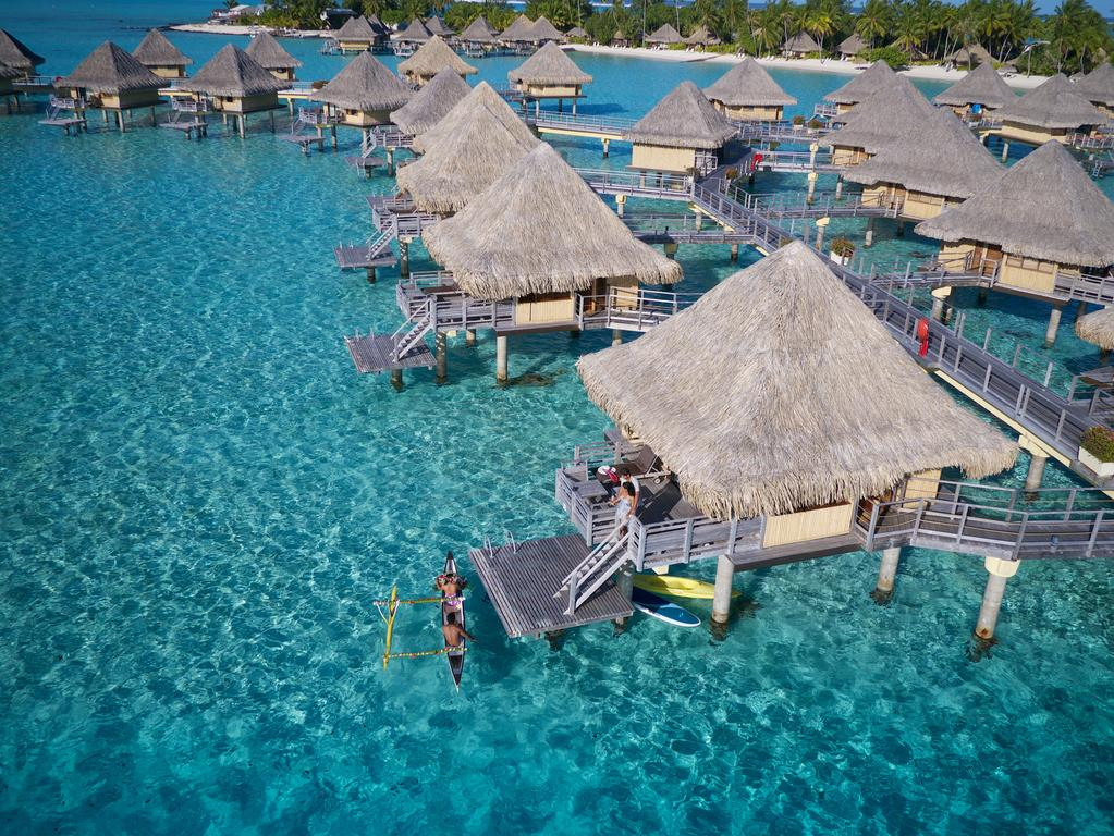 Bora bora overwater bunglaows reopening July 15