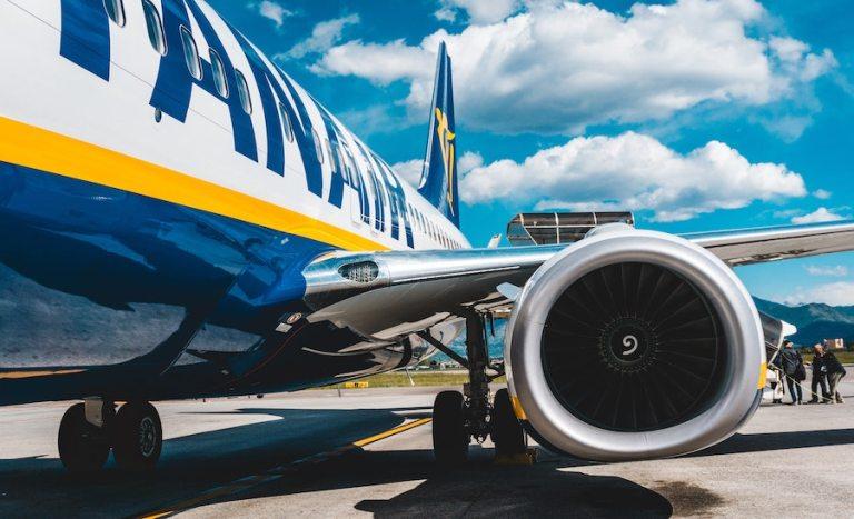 ryan air offers cheap european flights