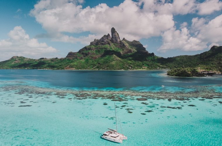 Tahiti and Bora Bora Reopening To Tourists From All Countries
