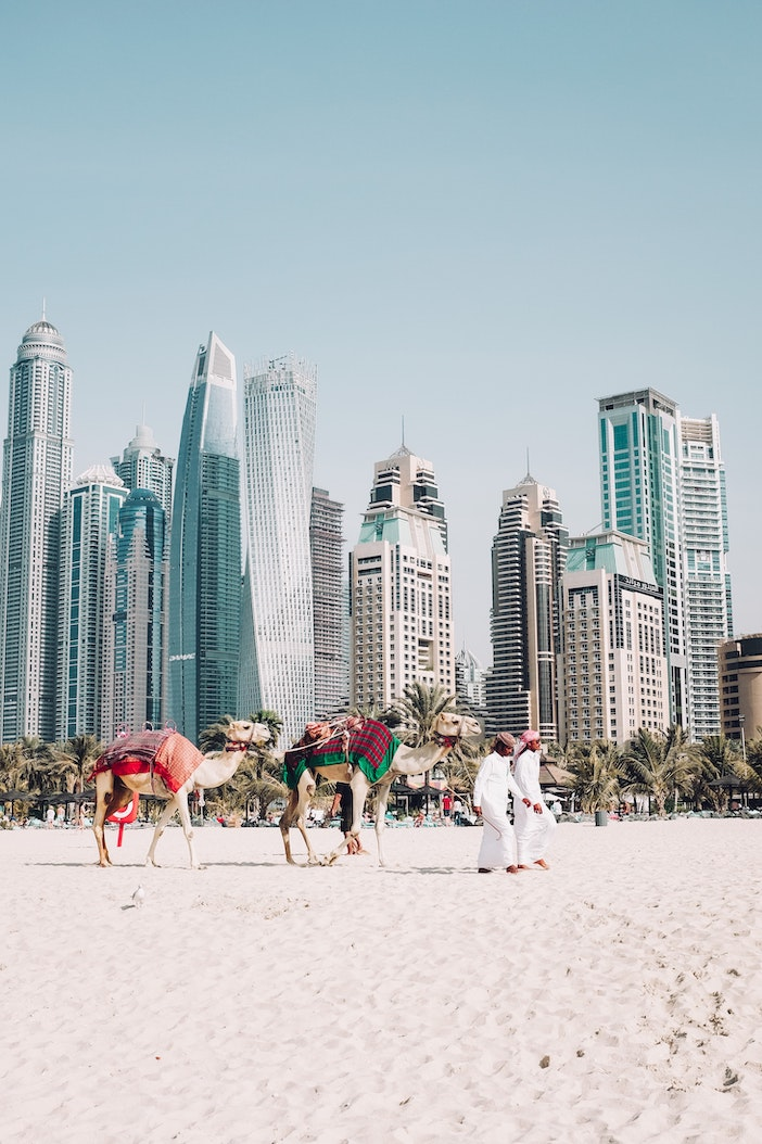 dubai open on july 7 for tourism