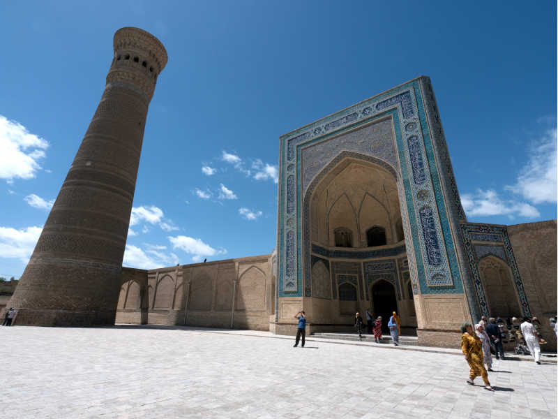 Uzbekistan reopening for tourism