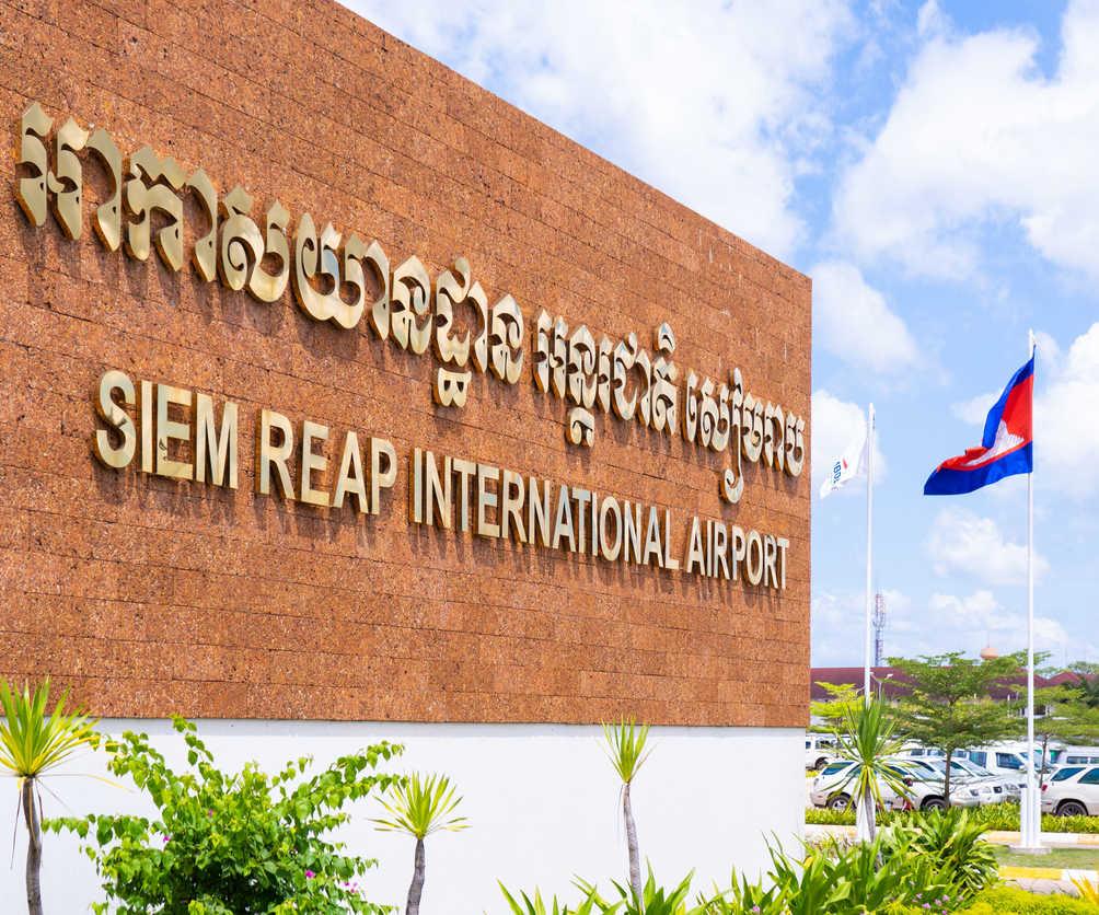 cambodia airport siem reap