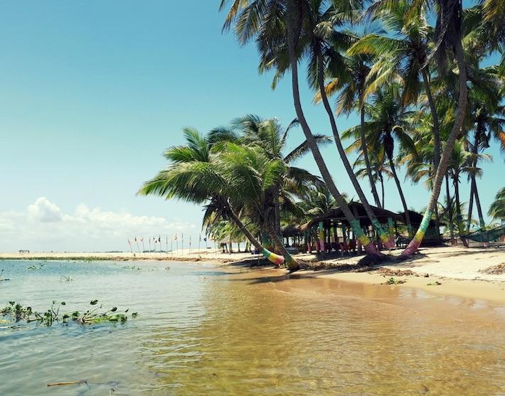 Ada Foah beach , Ghana