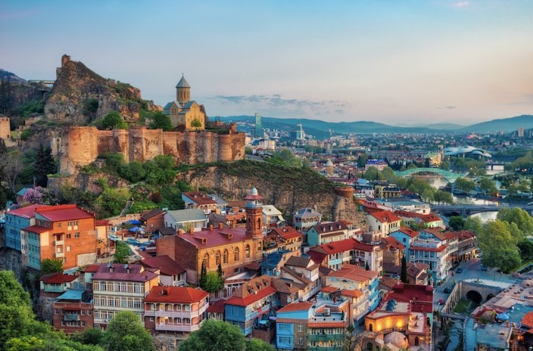 "Georgia ""remotely from georgia"" digital nomad visa"