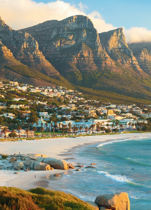 beaches in south africa are now open