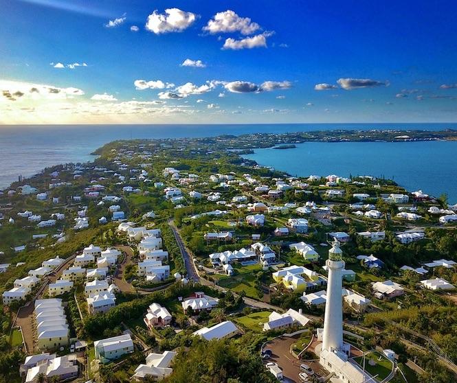 Bermuda digital nomad visa