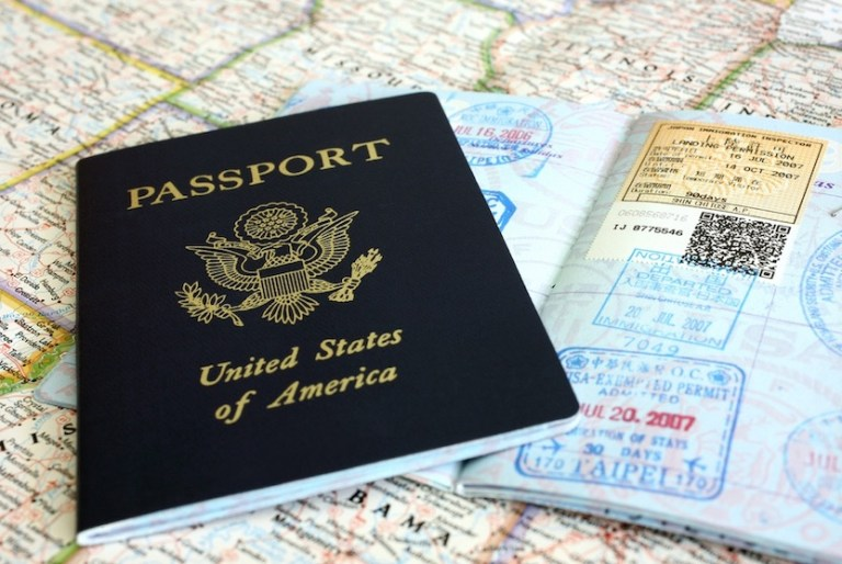 passport mail in only