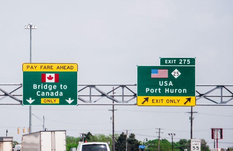 Canada-U.S. Border Will Stay Closed Until at Least Dec 21st