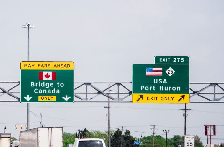 Canada-U.S. Border Will Stay Closed Until at Least Dec 21st