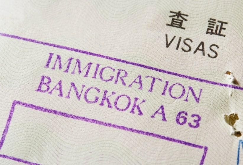 bangkok visa income requirements