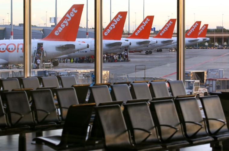 Less Flight Options In Europe As EasyJet Suffers Financial Losses