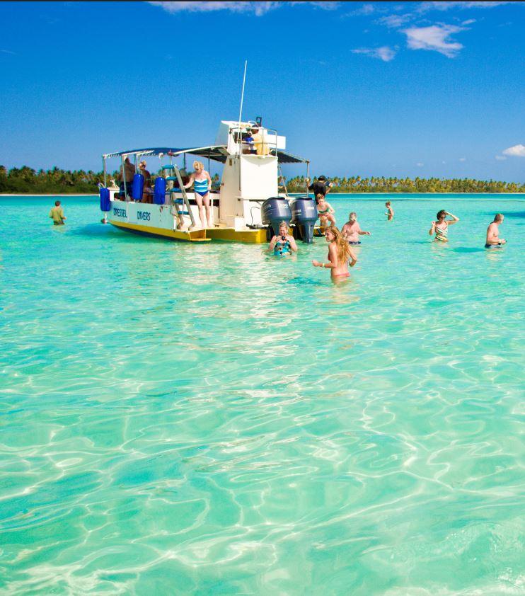 Dominican republic water sports