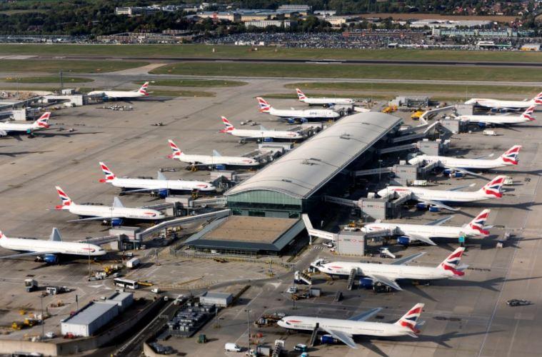 Travel Chaos As Several Countries Ban UK Flights