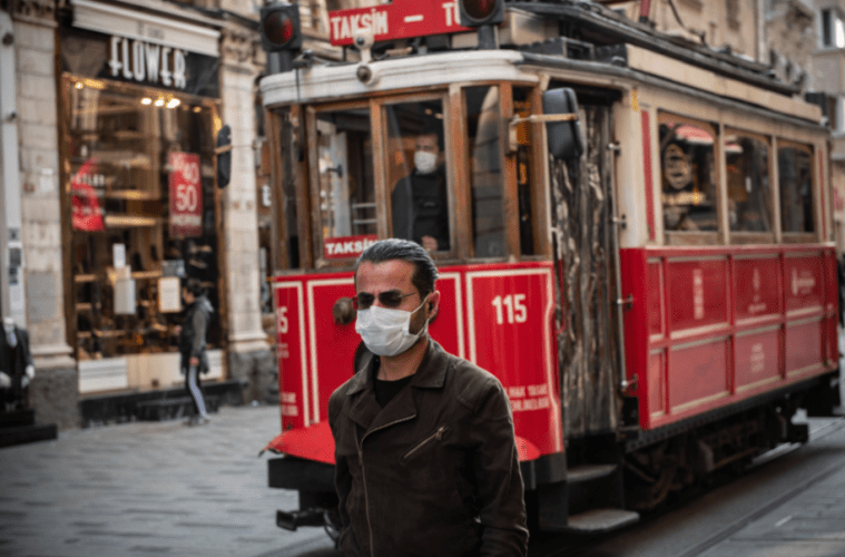Turkey Now Requires Travelers To Have Negative Test Before Traveling