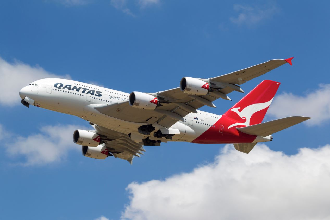 Qantas reopens bookings as it hopes global travel will resume by mid