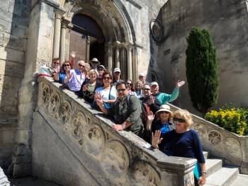 Provence Tour Photos - Provence Walking Tour