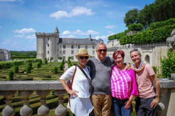 Loire Valley Castle Tour Itinerary