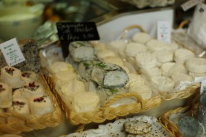 Provence Cheeses
