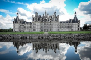 Loire Valley France castles