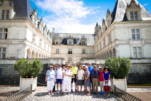 loire valley itinerary