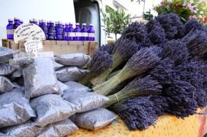 market-lavender