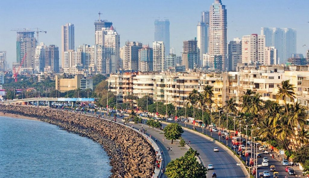 mumbai 1024x589 - 10 Best Places to Visit in Asia