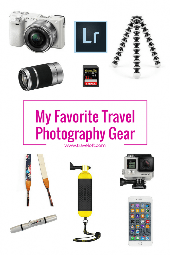 My Favorite TravelPhotography Gear