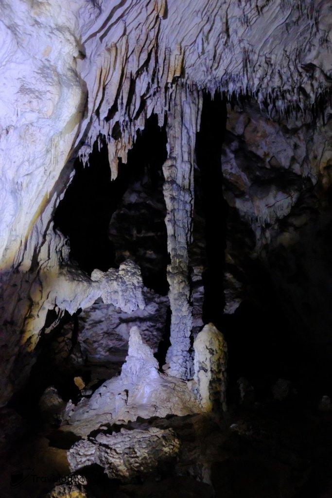 Ice Cave內部