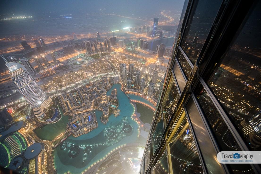 Burj Khalifa - unsere schönsten Bilder aus Dubai
