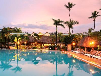 Outrigger Fiji Beach Resort, Resort Accommodation