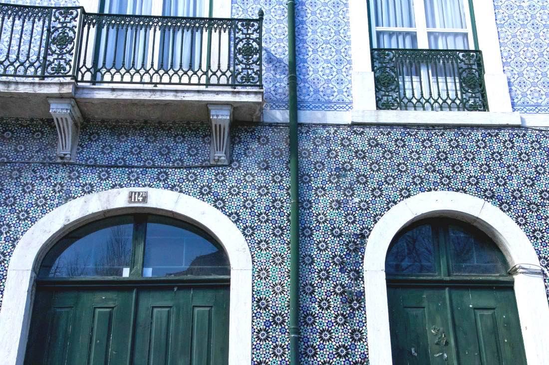 Huis in Lissabon