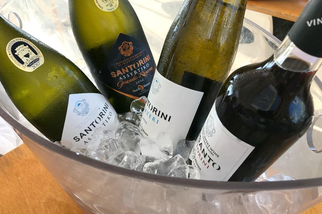 Griekse wijn