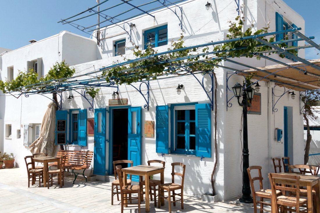 Paros, Griekenland: Dream Island met Parikia, Naoussa en stranden