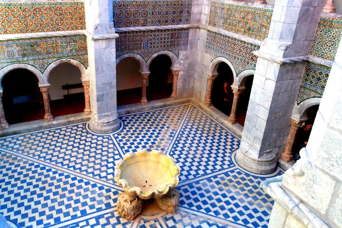 Pena Palace Sintra