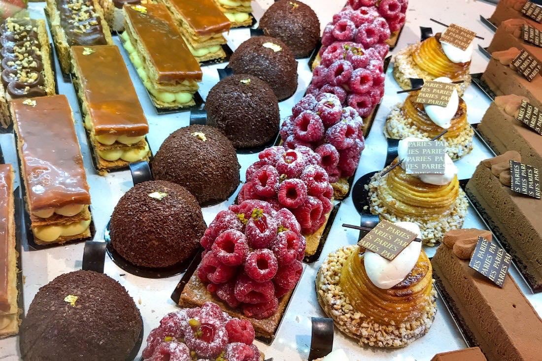 Parijse zoetwaren