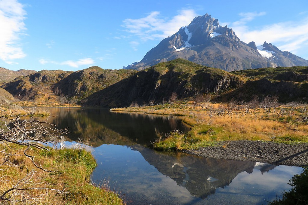 Trekking im Nationalpark Torres del Paine