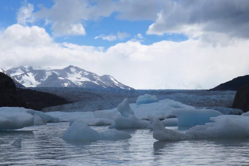 Glacier Grey im Torres del Paine