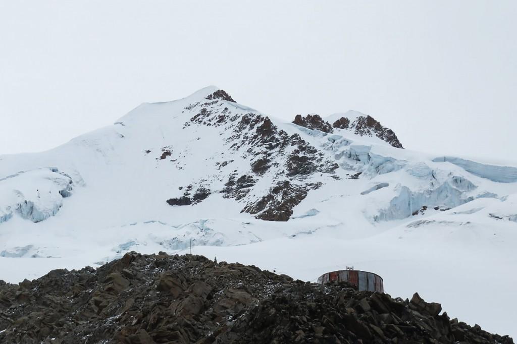 Eisklettern am Huayna Potosi