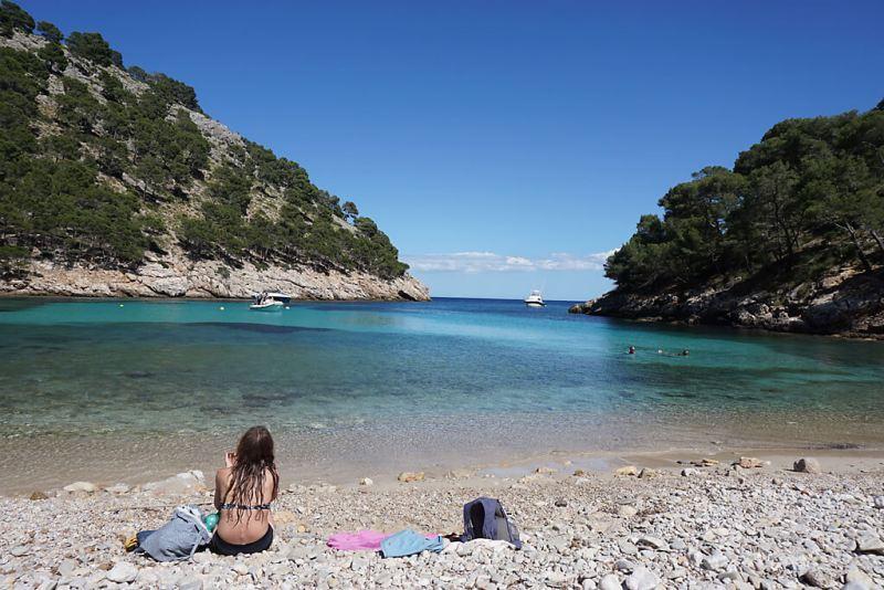 Strände Mallorca: Cala Murta