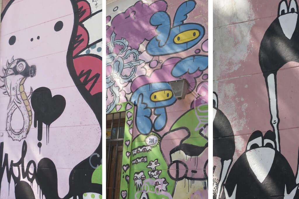 Graffiti Tour in Buenos Aires