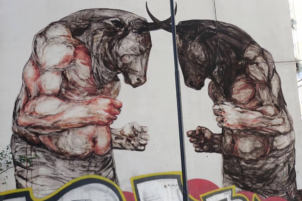 Graffiti Festival in Buenos Aires