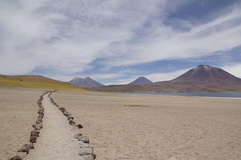 Lagunen und Vulkane rund um San Pedro de Atacama